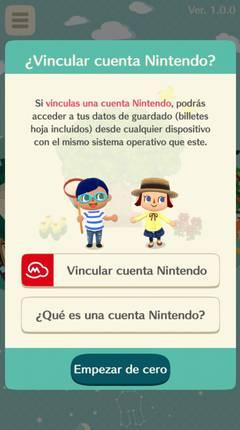 Primeros pasos Animal Crossing Pocket Camp