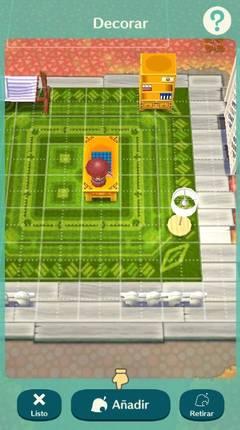 Cómo se decoran la parcela y la autocaravana Animal Crossing Pocket Camp