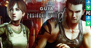 Gu�a Resident Evil 0 HD Remaster