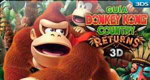 Gu�a Donkey Kong Country Returns 3D
