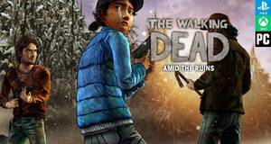 The Walking Dead: Season Two - Episode 4: Amid the Ruins para PS3