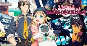 Tales of Xillia 2 para PS3