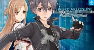 Sword Art Online: Hollow Fragment PSN para PSVITA