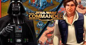 Star Wars: Commander para iPhone
