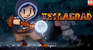 Teslagrad eShop para WiiU