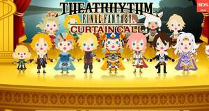 Theatrhythm Final Fantasy: Curtain Call para 3DS