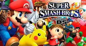 Super Smash Bros. para 3DS