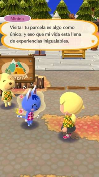 Minina Animal Crossing