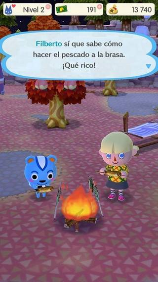 Filberto Animal Crossing