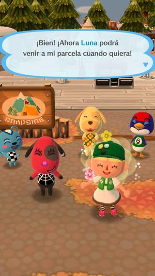Luna Animal Crossing