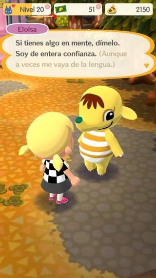 Eloísa Animal Crossing