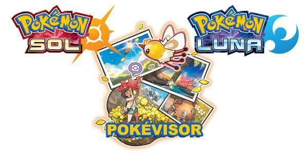 Pokévisor: qué es y consejos para usarlo en Pokémon Sol y Luna