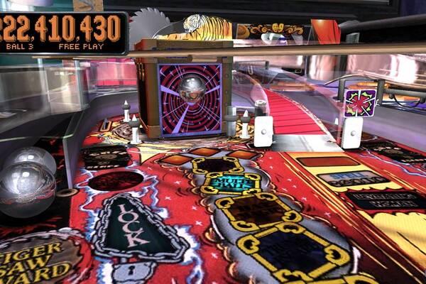 Anunciadas mesas de star trek para pinball arcade vandal for Pinball de mesa