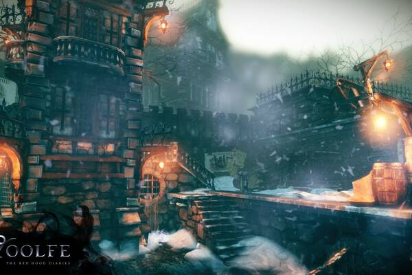 Woolfe - The Red Hood Diaries llega a Kickstarter