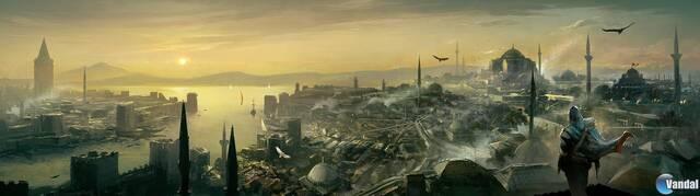 Primer tráiler e imágenes de Assassin's Creed Revelations