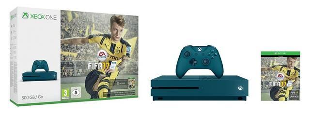 Presentados dos nuevos colores de Xbox One S