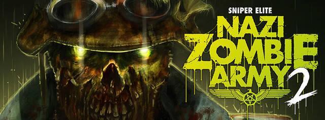 Anunciado Sniper Elite: Nazi Zombie Army 2