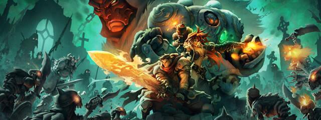 Battle Chasers: Nightwar presenta su secuencia de introducción