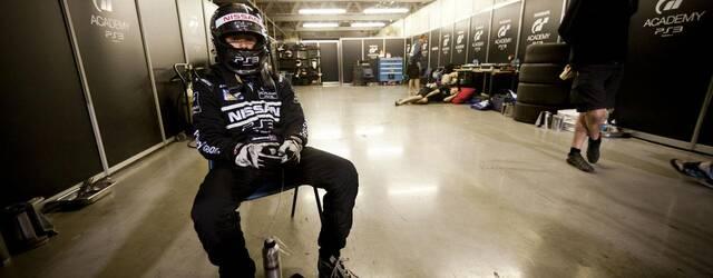 Los pilotos de GT Academy suben al podio en las 24 horas de Dub�i