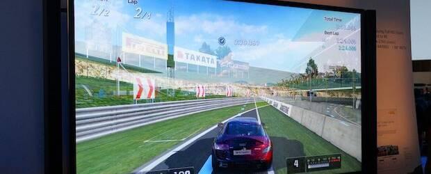 Sony muestra Gran Turismo 5 a 4K con SimulView