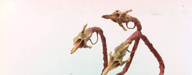 Crean una escultura a tama�o real de Dead Space