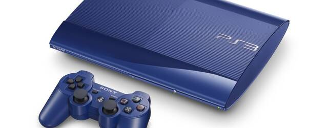 La PS3 azul llega a Am�rica en octubre