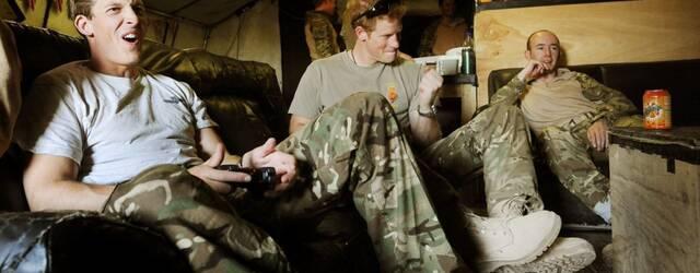 El Pr�ncipe Harry cree que los videojuegos le han ayudado en la guerra