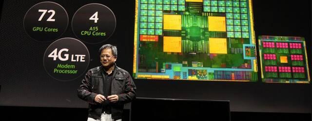 Nvidia nos habla de su procesador Tegra 4