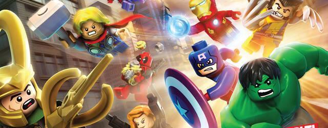 Anunciado Lego Marvel Super Heroes