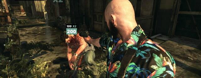 Max Payne 3 se muestra en nuevas im�genes del modo arcade