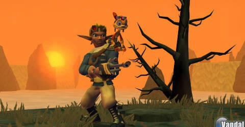 E3: Nuevas im�genes de Jak and Daxter: The Lost Frontier