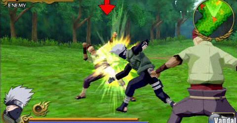 E3: Nuevas im�genes de Naruto Shippuden: Legends: Akatsuki Rising
