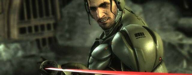 Jetstream Sam se muestra en nuevas im�genes de Metal Gear Rising: Revengeance
