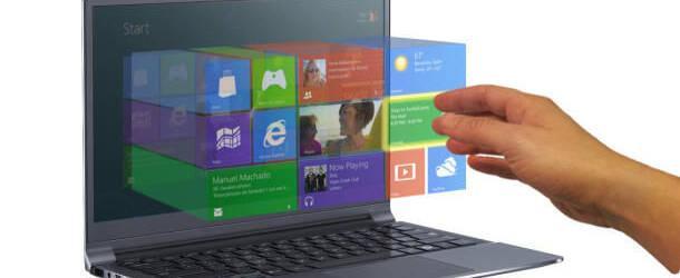 Preparan un sistema de gestos para Windows 8 al estilo Minority Report