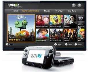 El servicio de v�deo de Amazon, disponible en Wii U