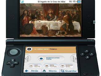 3DS se convierte en audiogu�a tambi�n en Espa�a