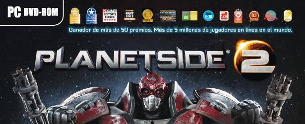 Planetside 2 tendr� una edici�n f�sica en Espa�a