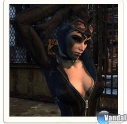 Nuevas im�genes de Batman: Arkham City
