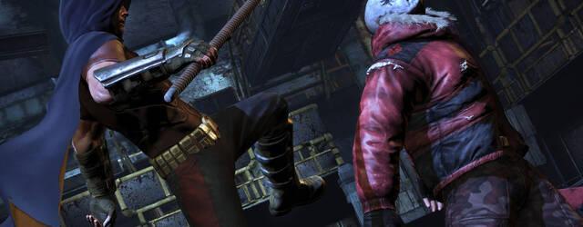 Harley Quinn's Revenge sigue mostr�ndose en nuevas im�genes