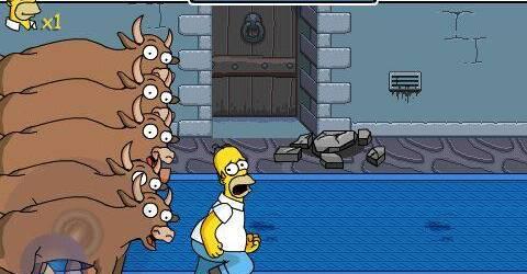 The Simpsons Arcade llega al iPhone