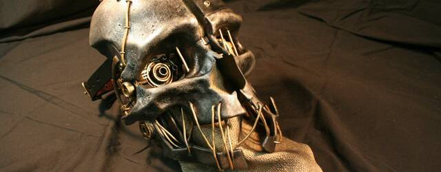 Recrean la m�scara de Corvo, de Dishonored