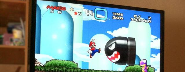 Nintendo llevar� a SNES una versi�n de Super Mario World en HD y 3D