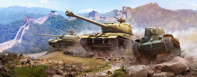 Los tanques chinos llegar�n en la actualizaci�n 8.2 de World of Tanks