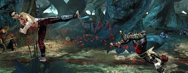 Nuevas im�genes de Mortal Kombat