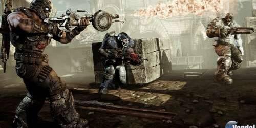 Nuevas im�genes e ilustraciones de Gears of War 3