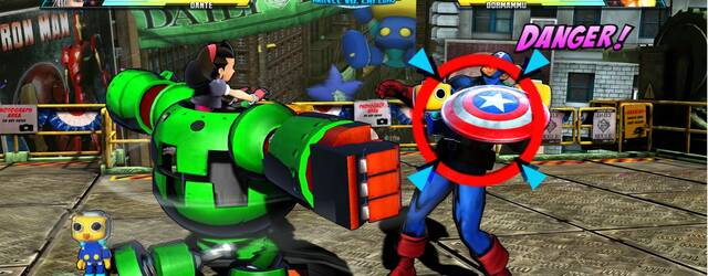 TGS: Tron Bonne y X-23 confirmadas en Marvel vs. Capcom 3