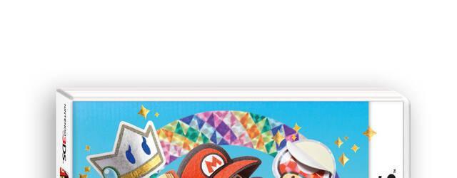 Revelada la portada europea de Paper Mario Sticker Star
