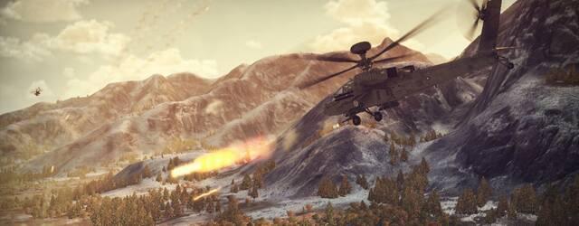 La demo de Apache: Air Assault llega a Xbox Live