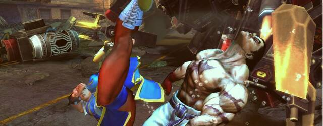 Primeras im�genes de Street Fighter vs. Tekken