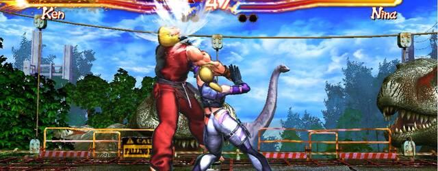 Nuevos v�deos e im�genes de Street Fighter X Tekken